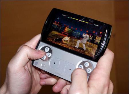 Juegos para Sony Ericsson XPERIA Play